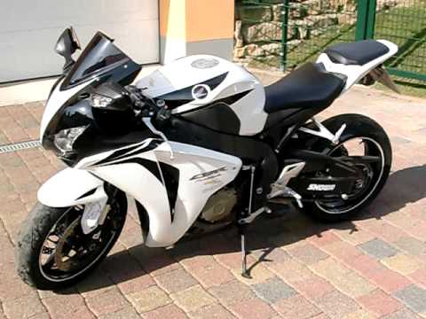 arrow auspuff honda cbr 1000 rr 08 sc 59 youtube. Black Bedroom Furniture Sets. Home Design Ideas