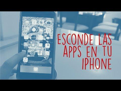 Truco  Oculta Apps Sin Instalar Nada en iOS 11