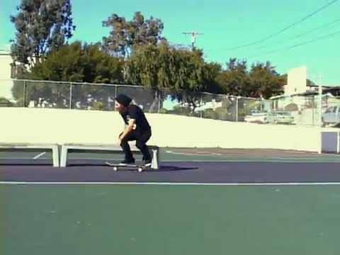 Chris Haslam clip #2