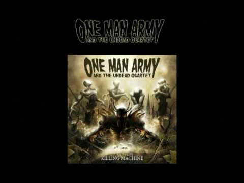 One Man Army And The Undead Quartet - Devil On The Red Carpet