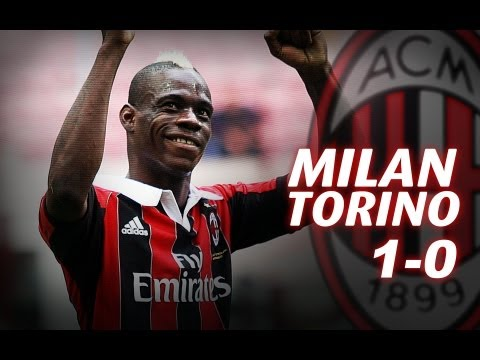 Milan-Torino 1-0