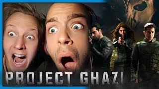 Project Ghazi(2017)|Official Trailer HD|Sheheryar Munawar|Syra Shehroz|Nadir Shah | Reaction by RnJ