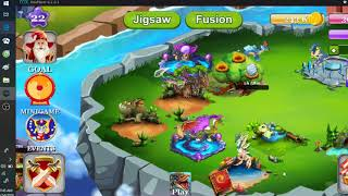 dragon island #2 : mo dao lua, dao thuc an