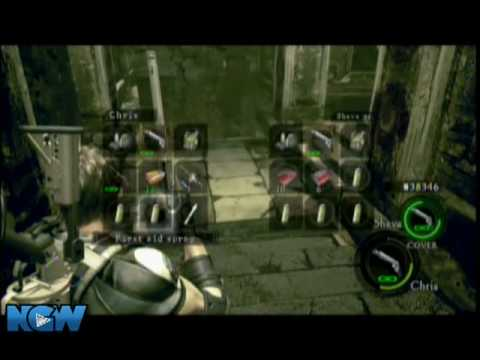 Resident Evil 5 - S Ranking Professional Difficulty - 4-1 Caves Part Two