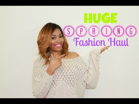 HUGE SPRING FASHION HAUL   SheInside. PLNDR. DailyLook +Discounts!