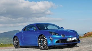 All New Alpine A110 Review