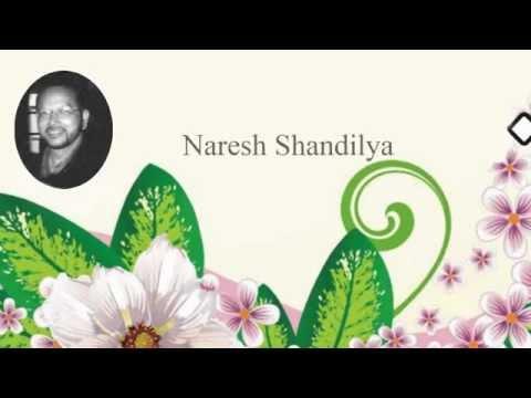 'daily Ghazal' |  Naresh Shandilya |  Kis Tarah Katte Hein Din Raat... video