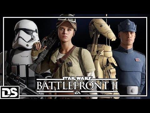 Star Wars Battlefront 2 Gameplay German - Let's Play Star Wars Battlefront 2 Beta Deutsch