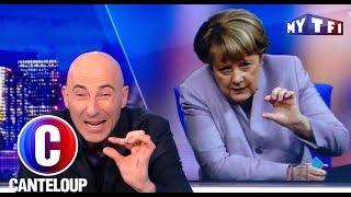 C'est Canteloup du 17 janvier 2017 - Angela Merkel met la honte à la France...