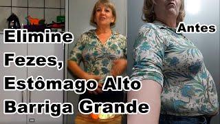 Eliminar Estômago Alto e Barriga Grande em 1 Dia,- Diva aos 50