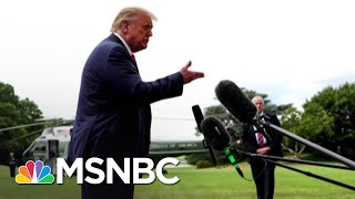Trump Says U.S. Doing Fine As 70,000 New COVID-19 Cases Confirmed In A Day | The 11th Hour | MSNBC