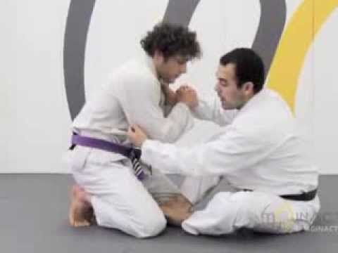 Marcelo Garcia Short Hook Sweep Or Baseball Slide Hook Sweep Lesson Image 1