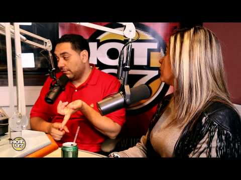 "Winter Ramos talks about breaking ""The Code"" -- Hot 97 After Hours w Ciph & Rosenberg"