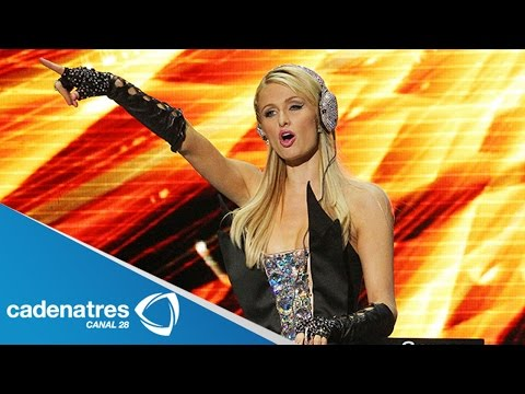 Paris Hilton Viene A México Como Dj   Paris Hilton Coming To Mexico As Dj video