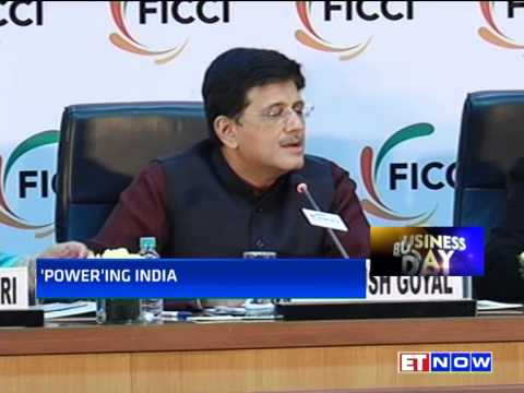 Power Minister Piyush Goyal: 'Will Make States Self-Sufficient In Power'