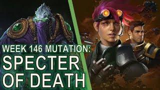 Starcraft II Co-Op Mutation #146: Specter of Death [Tower Offense]