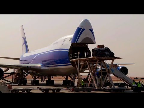 Iraq: UNHCR Aid Airlift to Reach Displaced