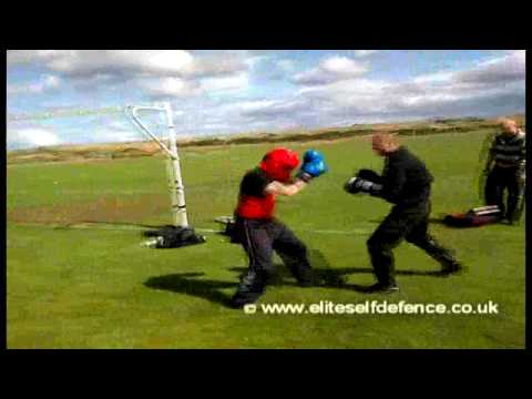 Elite Self Defence Promo ( Kapap Krav Maga Explosive Self Defence ) Image 1