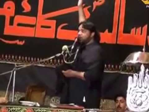 Shoukat Raza Shoukat Majlis 17 October 2014 Multan video