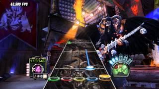 Guitar Hero III (PC) - Cliffs of Dover Expert 100% FC (60fps)