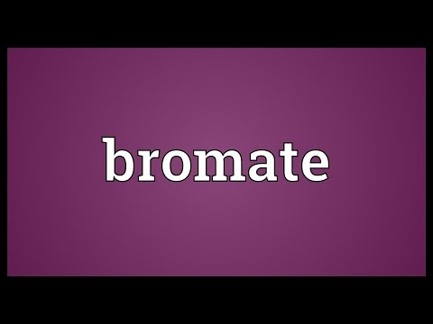 Header of bromate