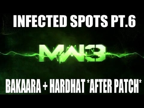 MW3 Infected Spots - Part 6 (Bakaara + Hardhat) *After Patch*