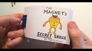 A Flipbook: The Magnet