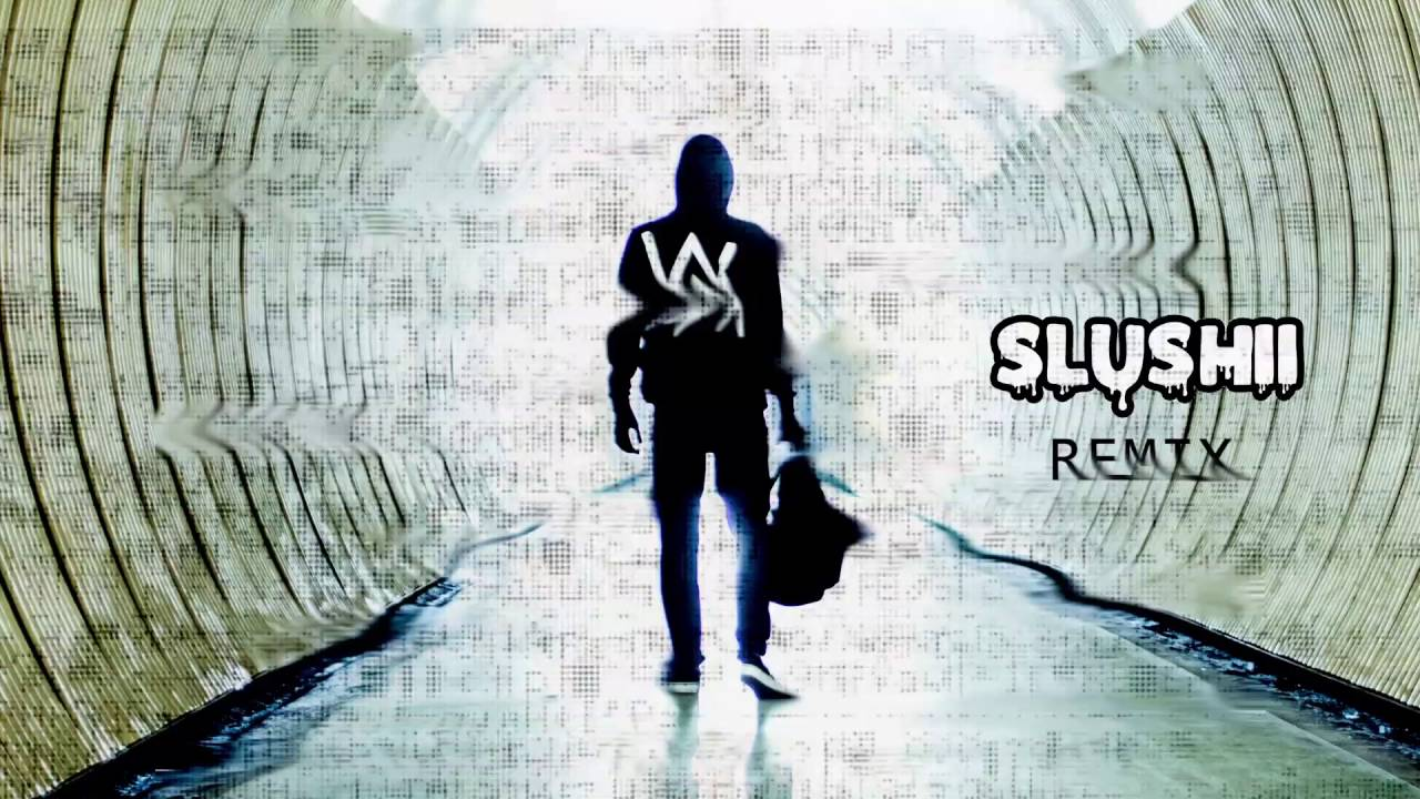 Alan Walker - Faded (Slushii Remix)