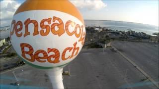Pensacola Beachball dive