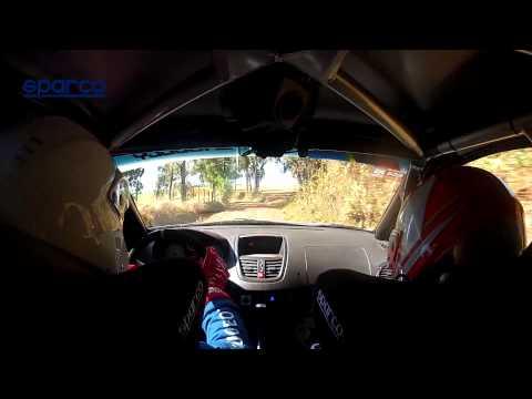 Onboard Shakedown Marcola/Felipe Costa - Rally de Erechim 2015