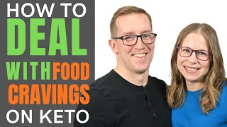 KETO TIPS | How To Deal With Food Cravings On Keto | STRESS CRAVINGS