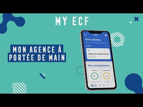 My ECF, l'application qui remplace le livret d'apprentissage