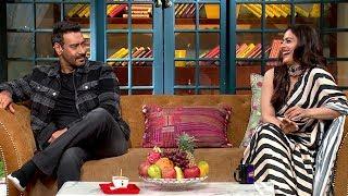 The Kapil Sharma Show - Movie quotTanhaji The Unsung Warriorquot Episode Uncensored  Ajay Devgn, Kajol