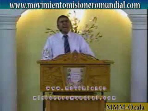 Movimiento Misionero Mundial Mensaje. desiciones del Creyente maduro Rev.Ezequias Garcia mmm Ocala
