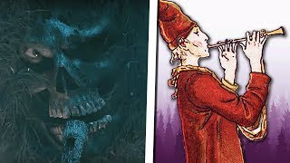 The Messed Up Origins of The Pied Piper | Crypt Fables Explained - Jon Solo