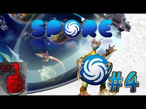 Bigger Brain, Bigger Monsters | Spore #4