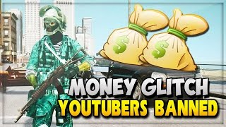 GTA 5 Money Glitch - GTA V DLC ,Asteroids & Youtuber Ban! (GTA 5 Online Mods Gameplay & Glitches)