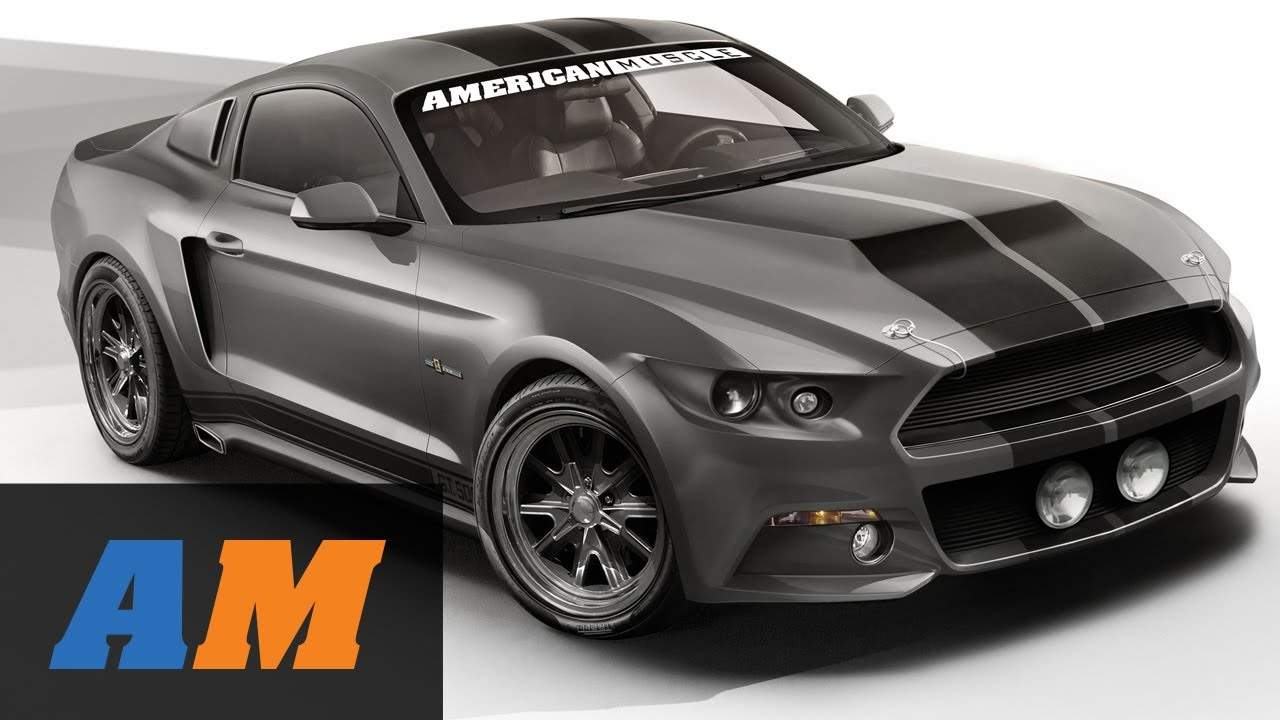 2015 Mustang Eleanor, Bullitt or Iacocca? - AmericanMuscle.com ...