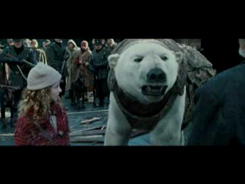 His Dark Materials The Golden Compass movie trailer.