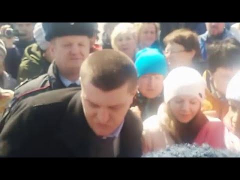 Карлин губернатор алтайского края отставка