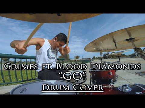 Grimes go ft diamonds 6