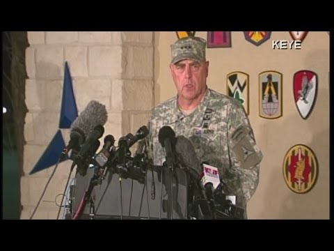 Full Fort Hood shooting press conference