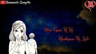 ❤️❤️ Love Sad Romantic WhatsApp Status ❤️ Yeh Vaada Raha ❤️ Romantic Song4u