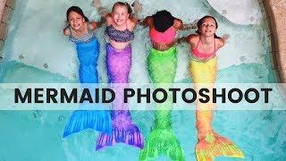 Mermaid Party - Underwater Photo Shoot!