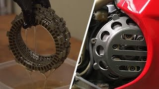 Wet Clutch vs. Dry Clutch - What's the Difference? | MC GARAGE