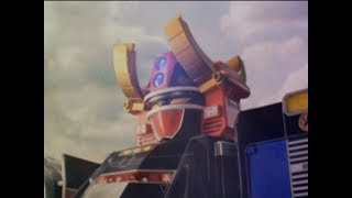 Power Rangers Lightspeed Rescue - SuperTrain Megazord | Trains