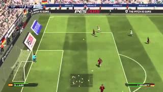 PES 2015 Video Gameplay