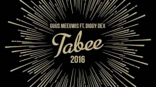 Guus Meeuwis ft. Diggy Dex - Tabee (2016) (Official Video)