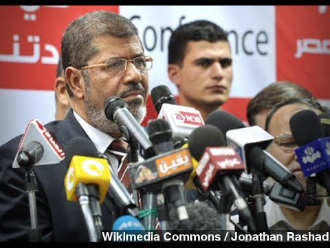 Mohammed Morsi's Lawyers Walk Out Of Espionage Trial