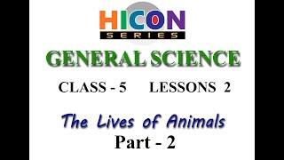 Class 5 Science Lesson 2 Part 2